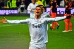 ronaldo via dal real madrid